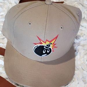 The Hundreds Bomb Adam Khaki Snapback Hat
